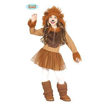 Lion Leeuwin kostuum Leeuw Leeuw kostuum kind