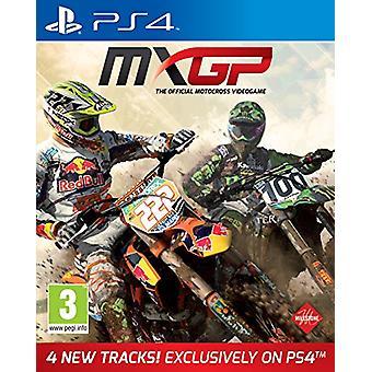 MXGP-de officiële Motocross video game (PS4)-nieuw