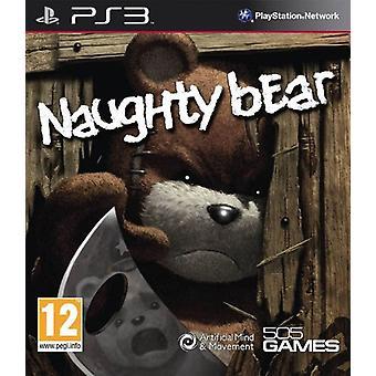 Naughty Bear (PS3) - Neu
