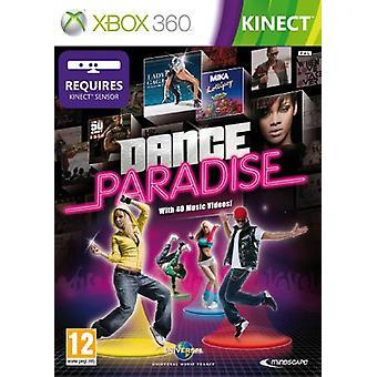 Dance Paradise - Kinect compatibel (Xbox 360) - Als nieuw