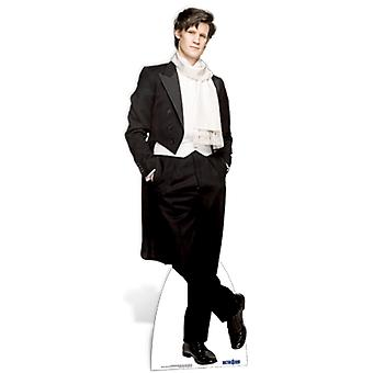 The 11th Doctor - Wedding Suit Cardboard Cutout