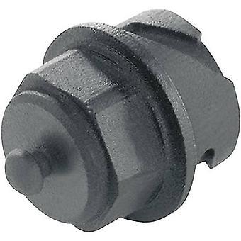 STX V1 dust protection cap for plug-in version 1 H80030A0000 Black Telegärtner H80030A0000 1 pc(s)