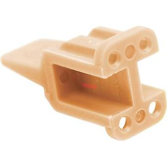 Amphenol AWM 4S Bullet connector wedge Series (connectors): AWM Total number of pins: 4 1 pc(s)