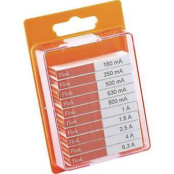 ESKA 12009 Micro sikring sett (Ø x L) 5 x 20 mm hurtigrutløsende - F-innhold 100 eller flere PCer