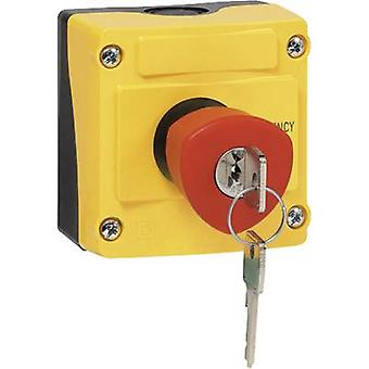 BACO LBX11202 Kill switch, Kill switch + gabinete 240 V AC 2.5 A 2 disjuntores IP66 1 pc(s)