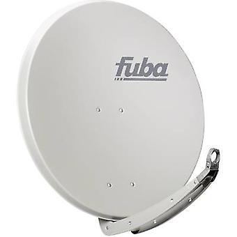 fuba DAA 850 G SAT antenna 85 cm Reflective material: Aluminium Light grey