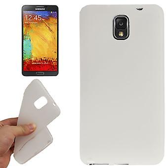 TPU kattaa Samsung Galaxy touch 3 N9000 avoin