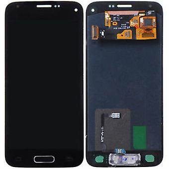 LCD Display & Touch Screen Digitizer Assembly Replacement for Samsung Galaxy S6 (Black)