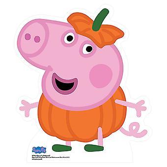 George świnia od Świnka Peppa Halloween karton wyłącznik / Standee