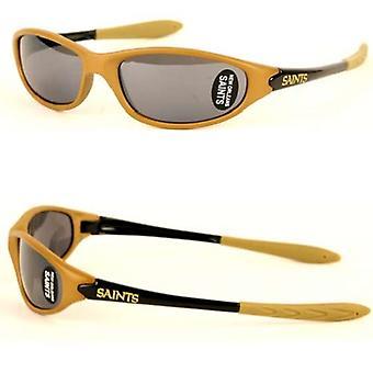 New Orleans Saints NFL Sleek Wrap Sunglasses