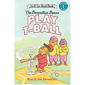 Les oursons Berenstain jouent T-Ball par Stan Berenstain - Jan Berenstain