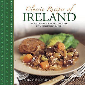 Recettes classiques de l'Irlande par Biddy White Lennon - Georgina Campbell