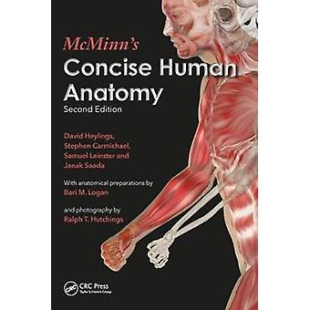 McMinn's Concise Human Anatomy - Second Edition by David Heylings - 9