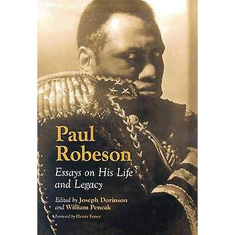 Paul Robeson - Essays on His Life and Legacy (Neuauflage) von Joseph D