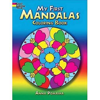 Mijn eerste Mandalas kleurplaten boek (Dover kleurboeken)