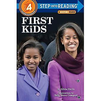 In primo luogo per bambini (passaggio nella serie di libri di lettura: un libro di passaggio 4)