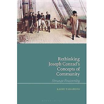 Rethinking Joseph Conrad begrepene samfunnet