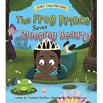 Frosken prins lagrer Sleeping Beauty (eventyr Mix-Ups)