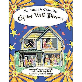 Coping med skilsmisse (min familie skiftende)