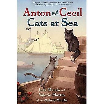 Anton en Cecil