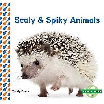 Scaly & Spiky Animals (Animal Skins)