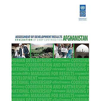 Bedömning av utvecklingsresultat: islamiska republiken Afghanistan