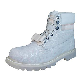 Caterpillar Colorado Curtsy Womens Leather Boots - White