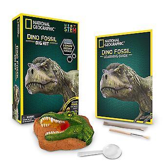 National Geographic 80474 Dinosaurier Graben Kit