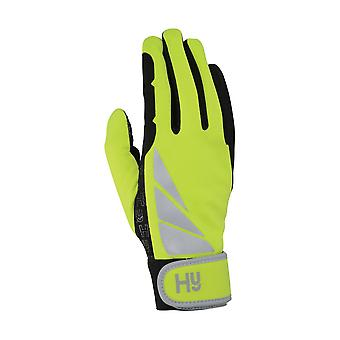 Hy5 Adults Reflector Riding Gloves