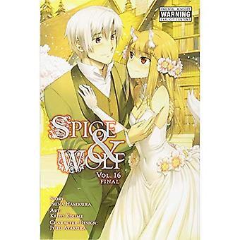 Gewürz und Wolf, Bd. 16 (Manga)