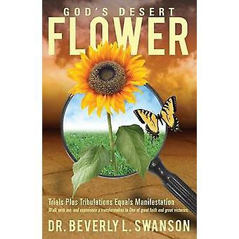 Goden Desert Flower door Swanson & Beverly L.