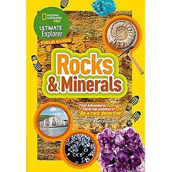 Ultieme Explorer rotsen en mineralen: vinden avontuur! Veel plezier buiten! Een rock-detective te worden!