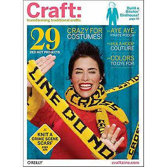 CRAFT - v. 4 by Carla Sinclair - 9780596513849 Book