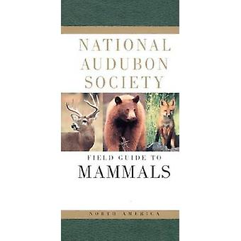Field Guide to North American Mammals (Expanded edition) by WHITAKER