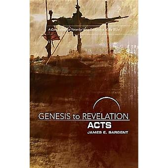 Genesis to Revelation - Acts Participant Book by James E. Sargent - 97