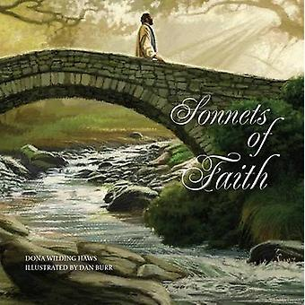 Sonnets of Faith by Dona W Haws - 9781620205228 Book