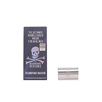 Die Blaubärten Rache der ultimative Doppel scharfe Rasiermesser 1 Pz für Männer