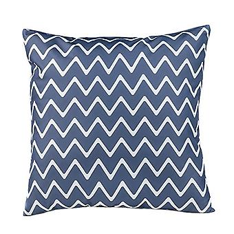 Gardenista® Chevron Charcoal Design 24