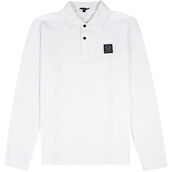 Belstaff Selbourne Long Sleeve Polo