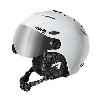 AZR Cosmic visor white Matt