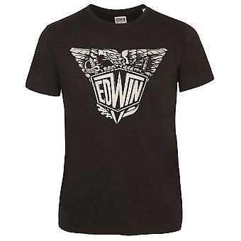 Edwin Denim Eagle T- Shirt
