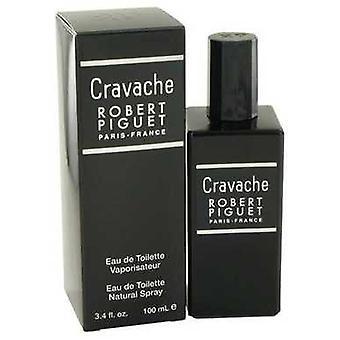 Cravache By Robert Piguet Eau De Toilette Spray 3.4 Oz (men) V728-461296