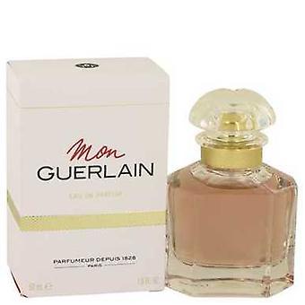Mon Guerlain af Guerlain Eau de Parfum Spray 1,6 oz (kvinder) V728-538704