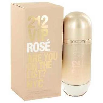 212 VIP Rose by Carolina Herrera Eau de Parfum Spray 2,7 oz (naiset) V728-514856