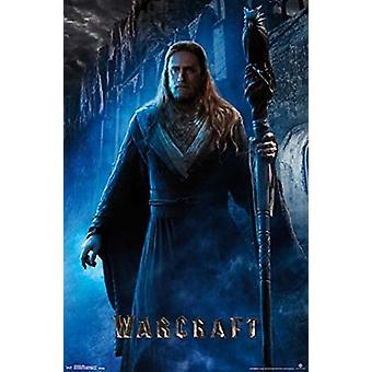 Poster - Warcraft - Mages New Wall Art 22