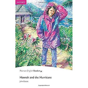 Hannah et l'ouragan: Easystarts RLA (Penguin pingouin Longman lecteurs)