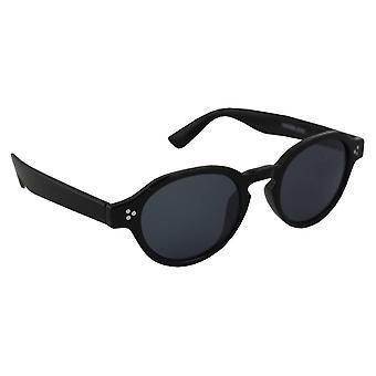 Sunglasses Ladies Oval - Zwart2533_2