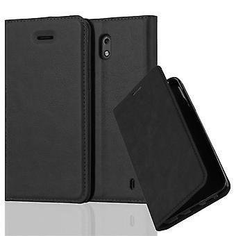 Cadorabo geval voor Nokia 22017 Case cover-telefoon geval met magnetische sluiting, stand functie en kaart Case compartiment-Case cover geval geval geval geval boek vouwen stijl