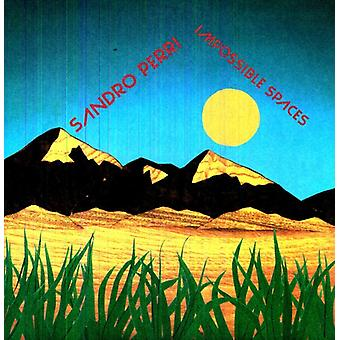 Sandro Perri - Impossible Spaces [Vinyl] USA import