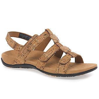 Vionic Amber Womens Riptape Sandals